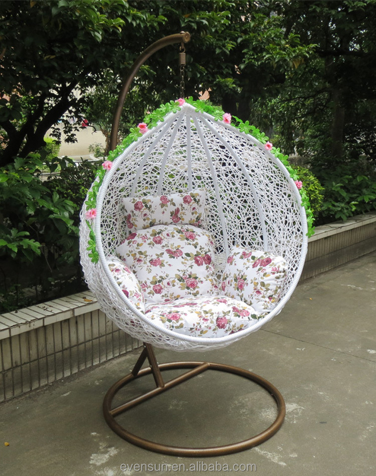 Island Bay Teardrop Resin Wicker Hanging Swing Egg Chair Hammock With Cushion And Stand Buy