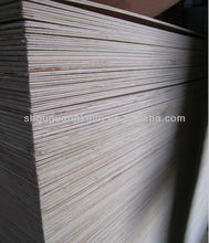 Poplar core, Okoume face and back 1220*2440mm*2-25mm plywood pallet