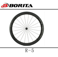 2015 new arrival full carbon wheels 700c 88mm carbon clincher wheelset