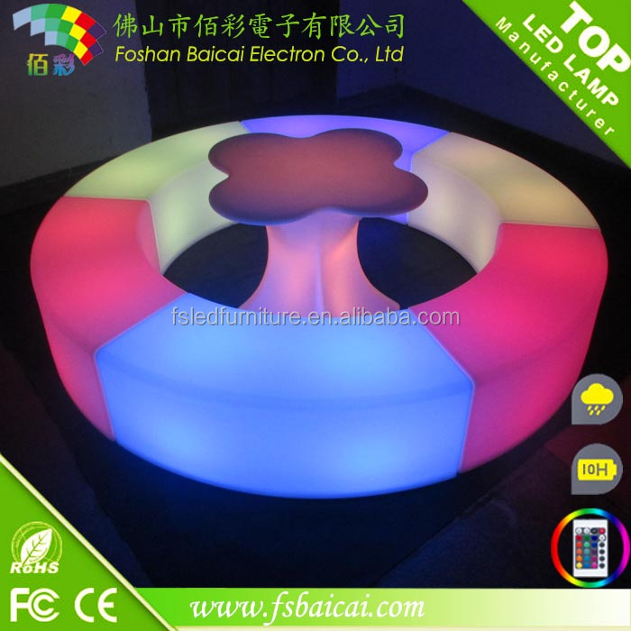 mix color round table /coffe/tea table/ dining table