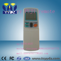 named A/C air conditioner remote carrier 4 keys funiki for middle east market