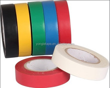 High Temperature Application and Insulation Tape Type adhesive pvc insulation tape.