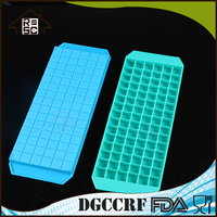 NBRSC Competitive Factory Price Good Quality Plastic Popsicle Mould Ice Cream Plastic Cup With Lid Custom Ice Cube Tray