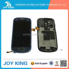 for samsung s3 mini lcd with digitizer banded phones, Mobile Lcd I9300 mini/ for S3 mini For samsung phones parts