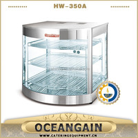 HW-350A CE RoHS Food display warmer