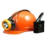 underground mine use ATEX approved rechargeable led coal miner lamp