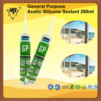 General Purpose Acetic Silicone Sealant 280ml