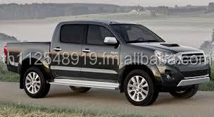 Toyota Hilux 4x4 ARMOURED VEHICLE