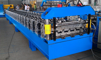High quality wall roof panel roll forming machine making machine