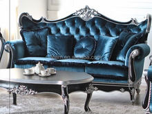 2014 Divany european classic sofa set price in india sofa set designs and prices BA-1106-C