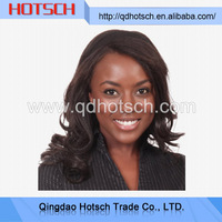 China products high quality synthetic hair wig