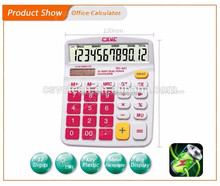 Golden supplier Nantong Medical crystal bling calculator with Long Service Life