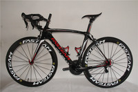 11 speed carbon fiber racing bike high quality full complete carbon fiber road bike with FASTEAM logo