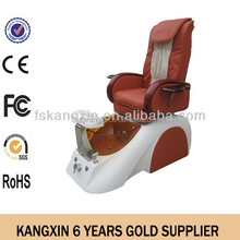 2014 pedicure chair leather cover&pedicure chair remote control&electric beauty salon spa chair (KZM-S171-3)