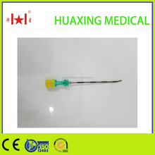 surgical epidural needle for pain treatment 18G 15G