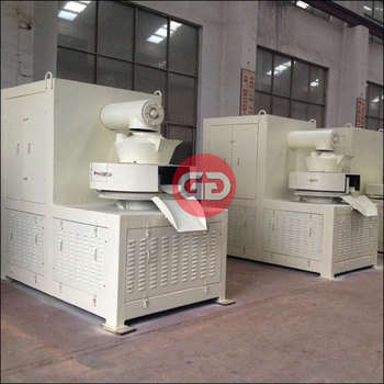 Africa widely used machinery vertical sawdust pellet press
