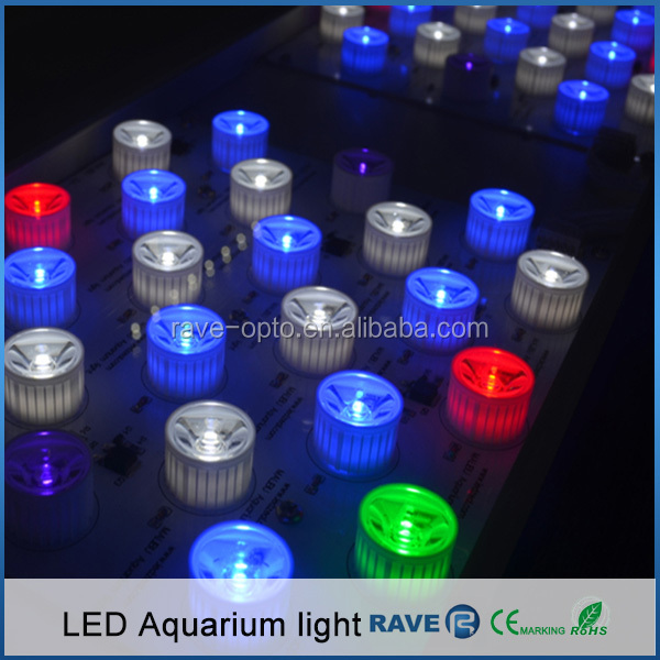 Wholesale S150 led aquarium lighting with APP controller and full ...