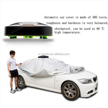 2017 Tonsim Intelligent waterproof Auto Smart Automatic car covers
