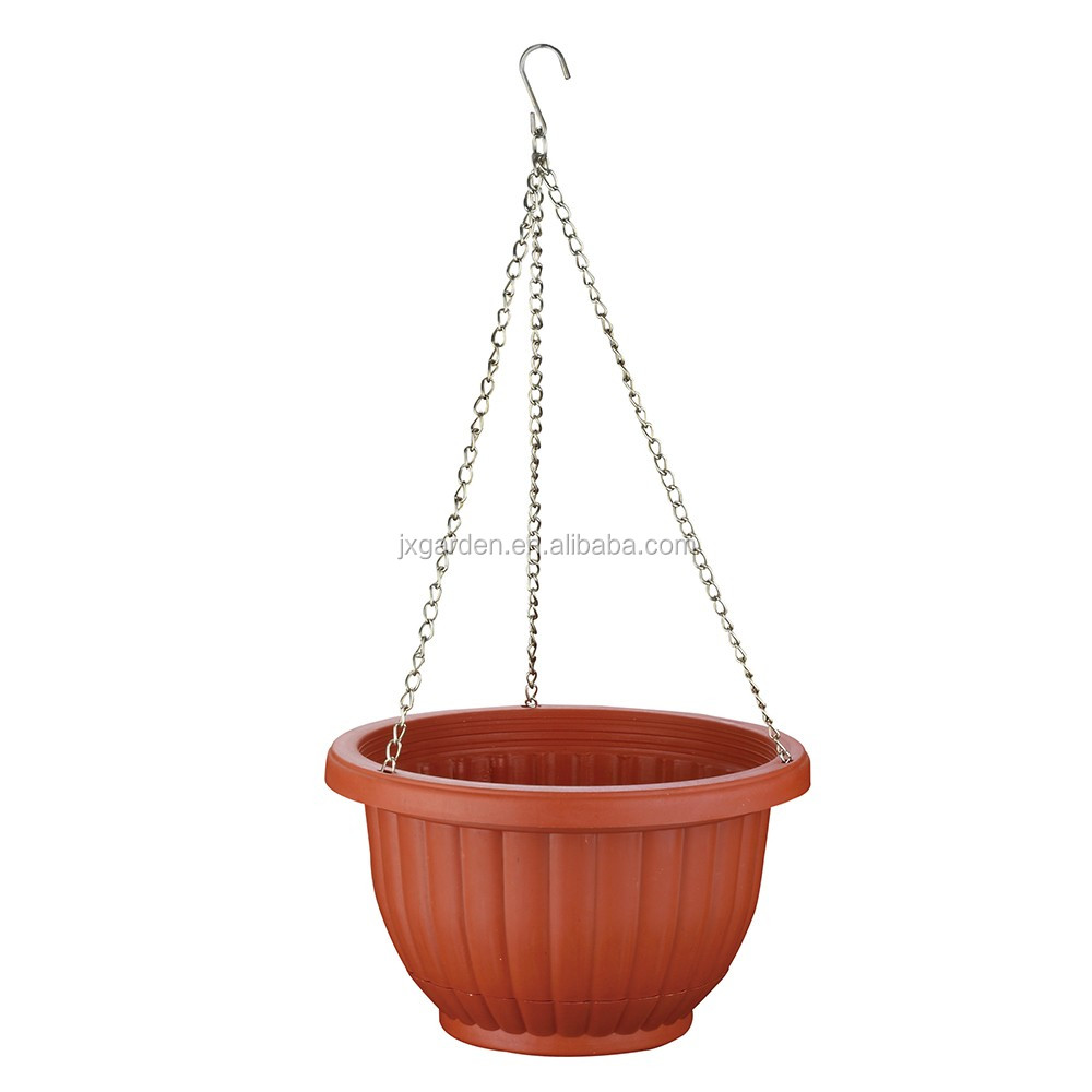 Home Garden Pot With Chain Vertical