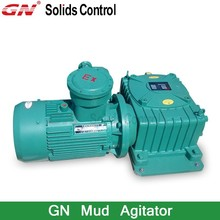 GN Solids Control Oilfield Drilling Mud Agitator with Gearbox