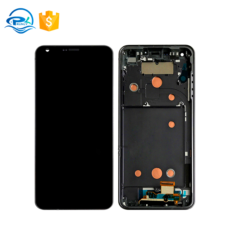 Factory best price phone touch screen replacement 5.7 inches lcd for lg g6