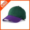 blank flat brim 5 panel snapback military baseball cap/hat