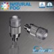 Taiwan Natural Fog Anti Drip Patio Cooling Pest Control Stainless Steel Mist Nozzle