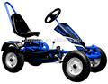 Heavy duty cheap 4 wheel adult pedal go kart