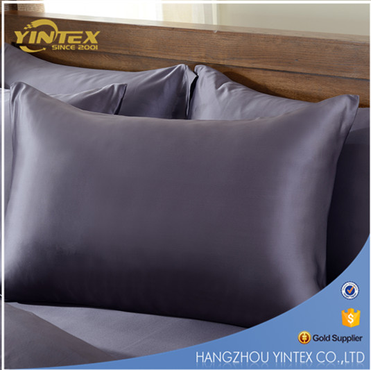 Yintex handmade china raw silk with price 100% mulberyy silk bedding sets 100% silk
