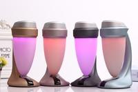 BS011 Colorful LED Light Subwoofer Speaker, 5.1 Home Theater Speaker System, Bluetooth Speaker