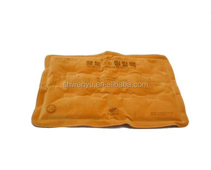 Clay hot cold pack for medical use Clay hot cold pack