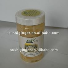 japanese plastic bottle white sushi ginger