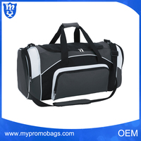 Promotional Hot Sale Duffel Sport Gym Bag Multi Function Travel Cargo Bag
