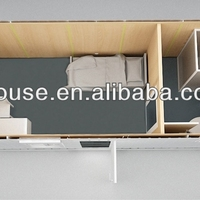 Prebuild Quality Portable Container Home