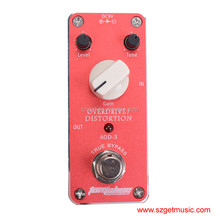 Aroma AOD-3 Overdrive Distortion Mini Guitar Effect Pedal Truebypass