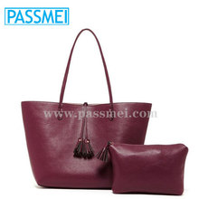 Simple Design pu Leather Europe Posh woman Bags
