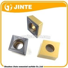 JinTe cemented carbide inserts, CNC cutting tools JinTe, high quality JinTe inserts CCMT09T304