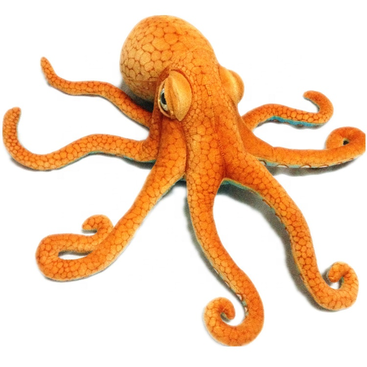 2020 new product animal octopus <strong>plush</strong>