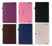 Stand Tablet Folio Cover Flip Leather Protective Photo Frame Case for Acer A1