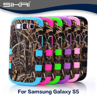 For Samsung Galaxy S5 Defender Case Hybrid Armor Hard Cover For Samsung S5 Back Case