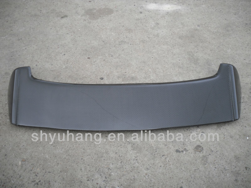 GOLF 6 GTI OSIR carbon fiber spoiler for VW golf