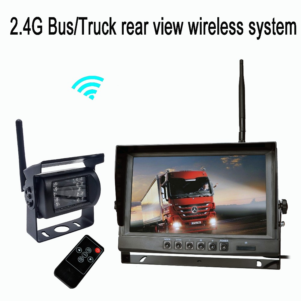 Factory Direct Sales waterproof backup camera system video observation systems vehicle surveillance