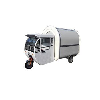Electric Mini Car Icecream Tricycle Ice Cream Vending Truck Sandwich Machine Sale in Philippines