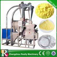 wheat flour grinding machine/ flour machine/ crops flour equipmet price