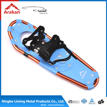 Latest style 24inch PE Canada Anti-slip Lowest price snow shoes