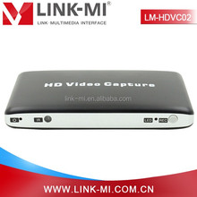 LINK-MI LM-HDVC02 HD Video 1080P HDMI Video Game Capture With USB 2.0