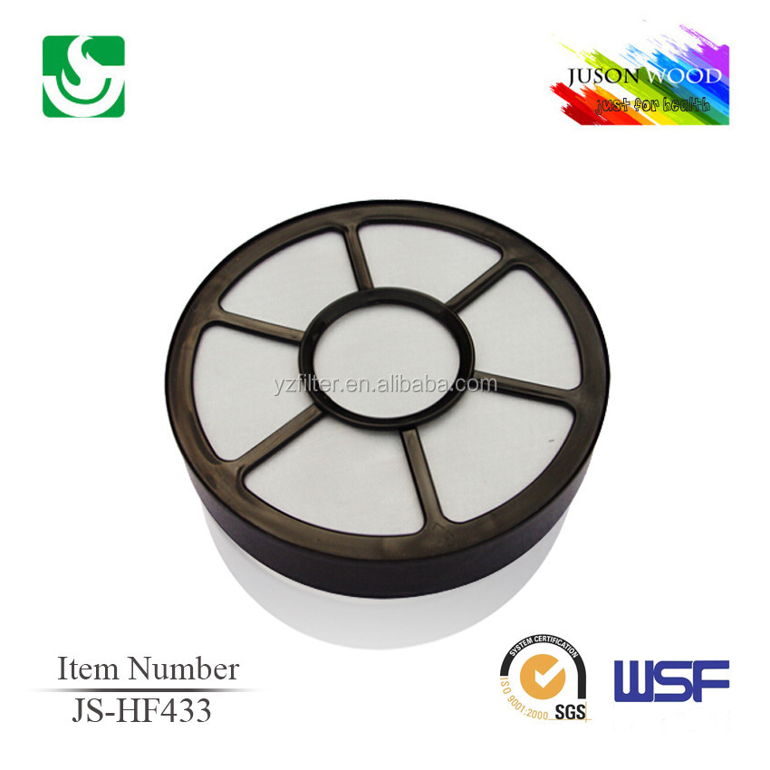 high quality professional mini pleated vacuum cleaner hepa filter