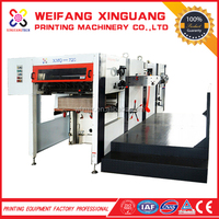 XMQ-720 Automatic flatbed cutting plotter die cutters supplier
