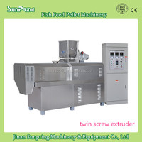 Cheap&high quality catfish farming equipment, floating fish feed pellet machine, fish food machine