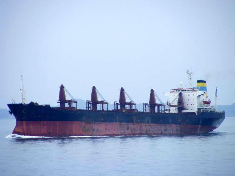 Bulk Carrier Vessel